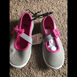 Faded glory sz 10 toddlers Mary Jane shoes NWT